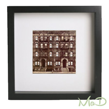 Led Zeppelin - Physical Graffiti Box Frame