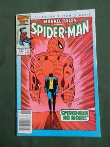 MARVEL TALES SPIDER-MAN    MARVEL COMIC - VOL 1 # 190  AUG 1986 - REPRINT