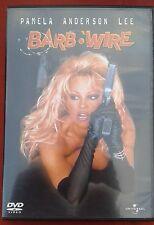 Barb Wire DVD Pamela Anderson - ESPAÑOL