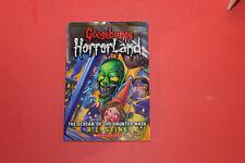 "R.L Stine Goosebumps Horrorland ""The Scream of the Haunted Mask""  Book"