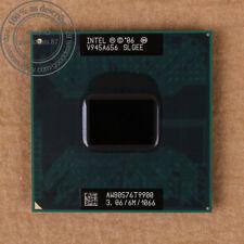 SLGEE - Intel Core 2 Duo T9900 3.06 GHz Prozessor CPU P/Sockel 1066 100% working