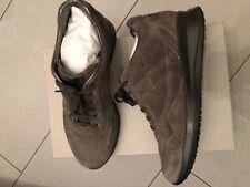 HOGAN scarpe uomo camoscio mod.HXM1480E460B58B611  ORIGINALI