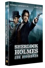 Sherlock Holmes jeu d'ombres DVD NEUF SOUS BLISTER