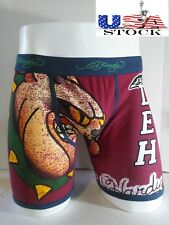 Ed Hardy Men's Panther Champions 1958 Collection Boxer Briefs Size Small