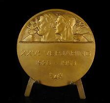 Medaille XXV e Verjaring VOOR Ambachten en Neringen van Belgie 1953   medal