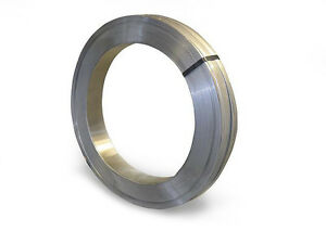 """Stainless Steel Banding, Strapping, Tensioning 3/4"""" x .020"""" x 900' Coil"""