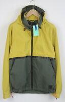 RRP €192 SCOTCH & SODA Men SMALL Hidden Hood Two-color Windbreaker Jacket 4954