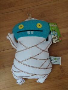 "Gund Universal Monsters Uglydoll Mummy Babo 10"" Plush"