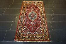 Schöner Handgeknüpfter Orientteppich Herati Bidjar Medaillon Carpet Rug 170x90cm
