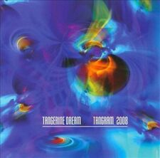 Tangram 2008 by Tangerine Dream (CD, Jun-2010, Cleopatra)