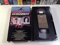 Final Assignment Rare Cold War Thriller VHS 1980 Michael York Genevieve Bujold