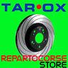 DISCHI SPORTIVI TAROX F2000 - FORD FIESTA MK6 1.0 80CV 2013 -> - ANTERIORI