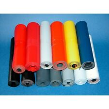 RIB and Inflatable Boat PVC Fabric Offcuts 37x15cm Red