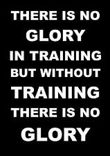 INSPIRIEREND MOTIVATIONS ZITAT POSTER BOXER LAUFEND BODYBUILDING CYCLING (2)