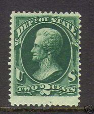 USA #O58 VF Mint