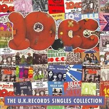 UK Records Singles Collection by 10cc (CD, May-2007, 7T's) 70s pop