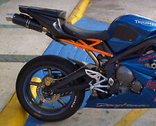 Carbon GP Exhaust Dual Triumph Daytona 675 /R 2006-2012 06-12 EX363