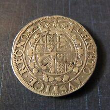 More details for charles i civil war issue silver half crown. york mint 1638-49. spink 2869.