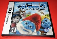 The Smurfs 2 Nintendo DS-DSi-Lite-XL-3DS Factory Sealed!! Free Shipping!!