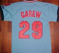44e77452 Rod Carew 29 Minnesota Twins MLB AL Park Antony Boys Blue Red Jersey 18-20