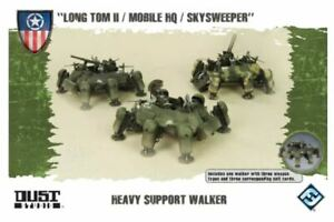 * Dust Tactics Expansion Heavy Support Walker
