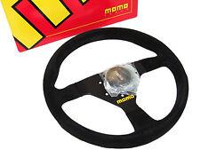 MOMO Steering Wheel - Mod 78 (330mm/Suede/Black Spoke)