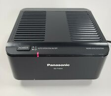 Panasonic Wireless Speaker SE-FX65A Receiver Only