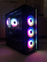EPIC i5 Tempered Glass Gaming PC Computer - 1920x1080 resolution playable!