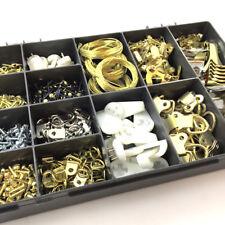 360 Piezas Kit Colgante Profesional Imagen Surtidos-Gancho Ojo Cable Pin De Troquel