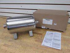 FESTO COMPRESSED AIR RESERVOIR / TANK 1.32 GALLONS P/N: CRVZ-5 192159 ~NEW~