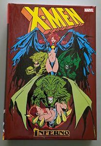 *NEW* Uncanny X-Men Inferno - Omnibus Variant DM Marvel