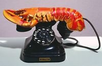 Framed Print - Salvador Dali Lobster Telephone (Painting Picture Poster Art)