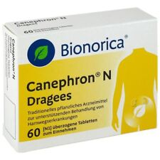 Canephron N Dragee No60 homeopathic remedy