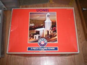 Lionel O scale 3 piece Coaling Tower Kit, NIB