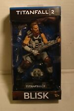 "McFarlane Titanfall 2  BLISK  7"" Video Game Action figure  Color Tops #16 MIP!"