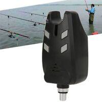 1 Unids LED Eléctrico Sonido Indicador de Pesca Alarma Campana Pesca Mordida