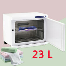 23L New HOT UV Towel Sterilizer Warmer Cabinet Disinfection Heater Hot Hotel Sal