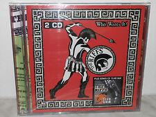 2 CD RIFFS - WHO WANTS IT ? - LIVE AT CLUB SKA - SEALED SIGILLATO