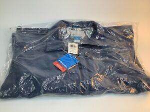 Columbia Sportswear Men's BLUE Omni Heat Reflective Fleece Jacket Size XL