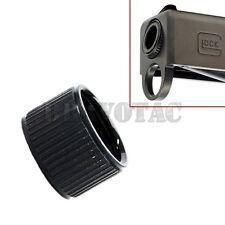 ACW Black Low-Profile Thread Protector 1/2x28 Threaded Cap Saver 9mm/357SIG/22LR