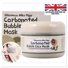 Milky Piggy Clay Mask Carbonated Mud Black Bubble Blackhead Peel Acne Face Pore