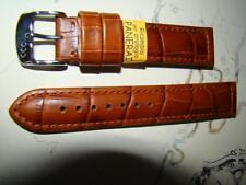 Cinturino PELLE, ansa 20 mm colore MARRONE per PANERAI- made Italy -strap watch