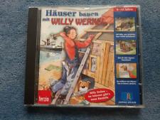 Häuser bauen mit Willy Werkel - WIN 95/98/ME/XP und MAC - PC-Lernspiel