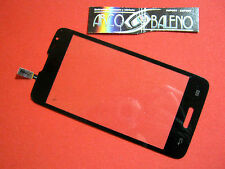 Kit VETRO+TOUCH SCREEN per LG OPTIMUS D320N L70 NERO VETRINO DISPLAY LCD COVER