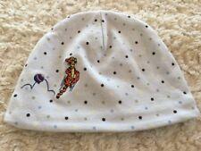 Disney Winnie The Pooh Boys Blue Brown Embroidered Tigger Snug Hat 12-18 Months