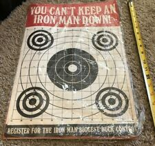 Lot Of 31 Paper Shooting Targets