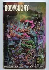 Teenage Mutant Ninja Turtles TMNT BodyCount TPB Trade Paperback Image Comics