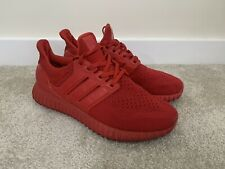 adidas Yeezy Yzy x Ultra Boost Triple Red Trainers - UK Size 8