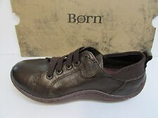 Born Size 8 Brown Lace Up New Womens Shoes