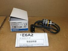E6A2-CS5C 100P/R 0.5M Omron NEW In Box Rotary Encoder E6A2CS5C